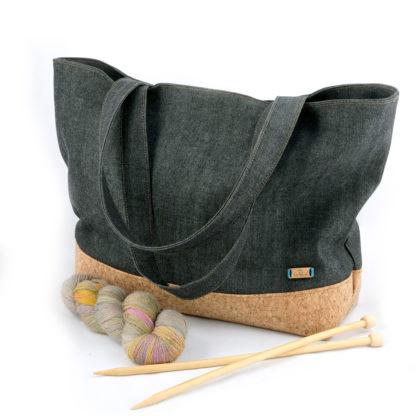 Bordeaux Project Bag - A Little Twisted